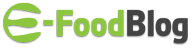 E-Food Blog Logo